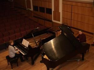 Invencia Piano Duo