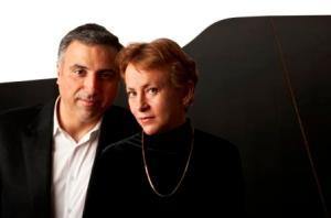Andrey Kasparov & Oksana Lutsyshyn